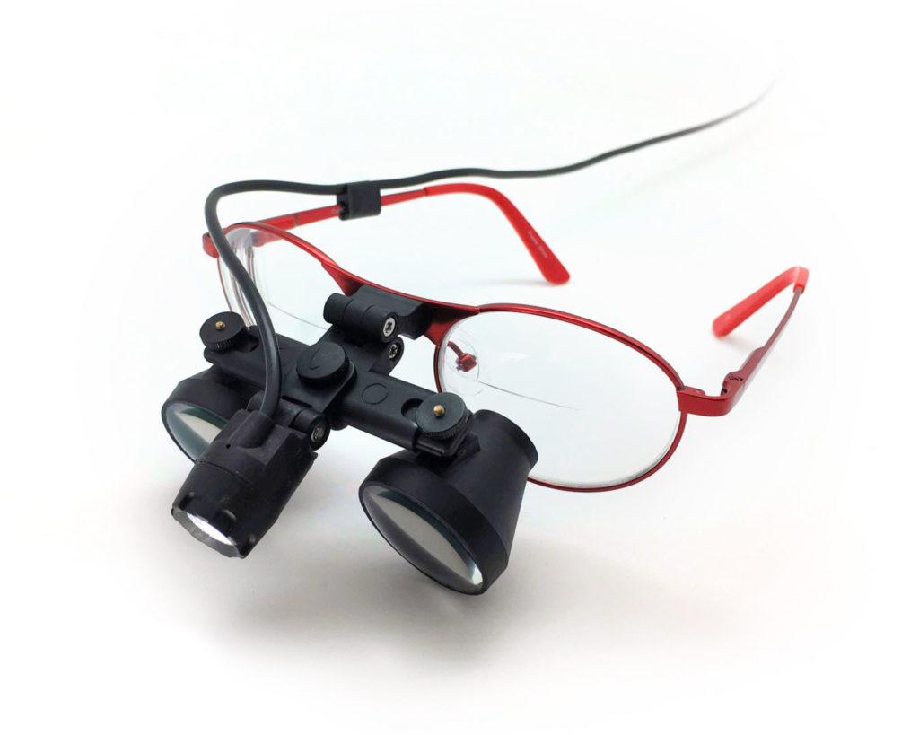 Authentic bijia mm eyeglasses styled binocular
